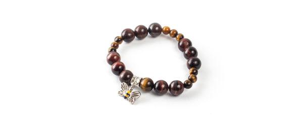 bracelet œil de tigre